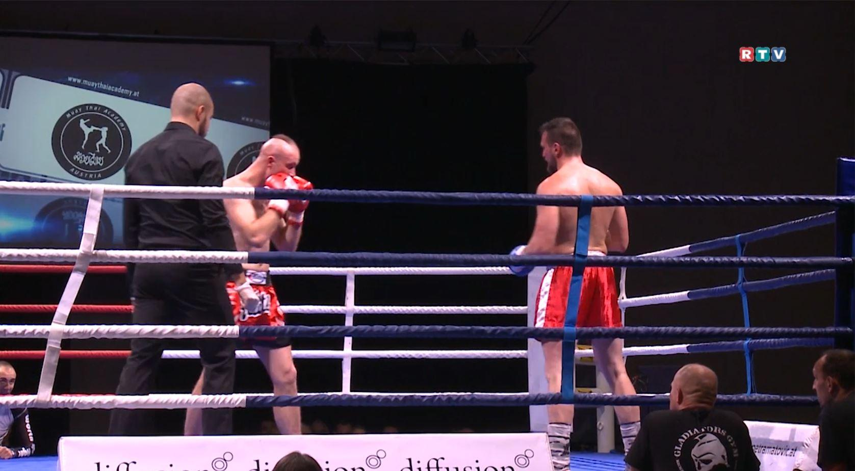Steyrer Boxgala 2016