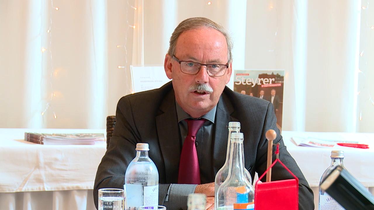SPÖ Steyr - Halbzeitbilanz 2018