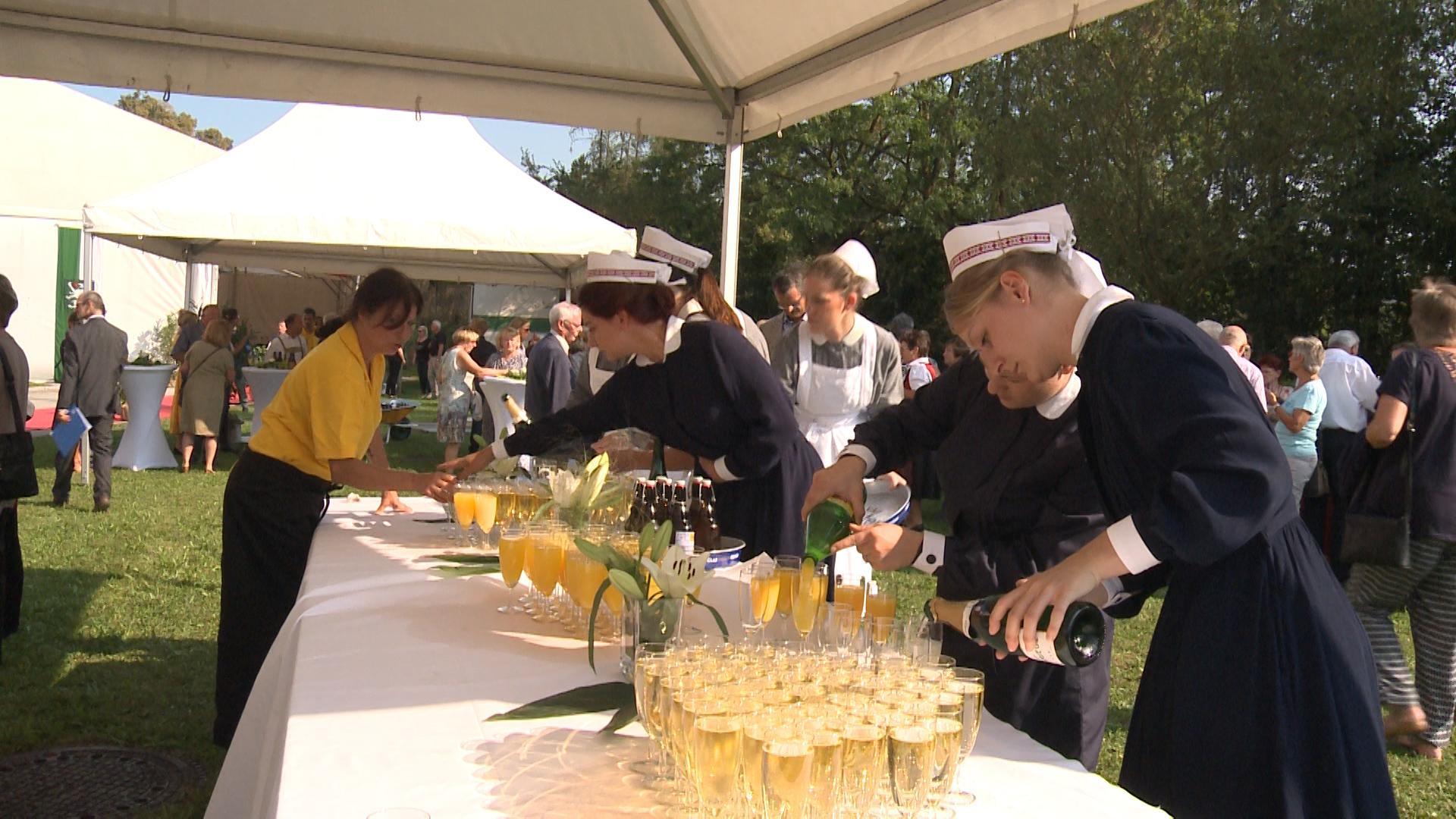 100 Jahr Feier LKH Steyr
