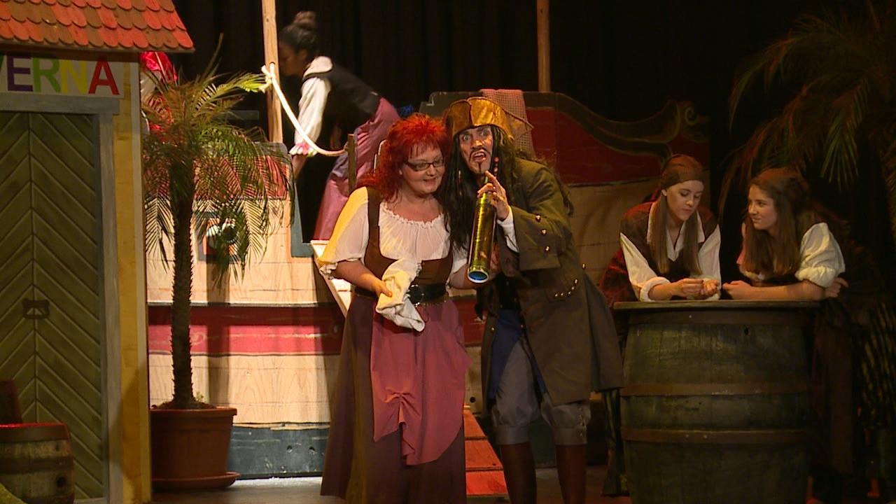 Kindertheater - Der Feuervogel