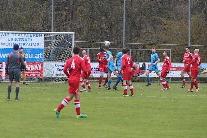 Fussballspiele Bad Hall-SV Losenstein