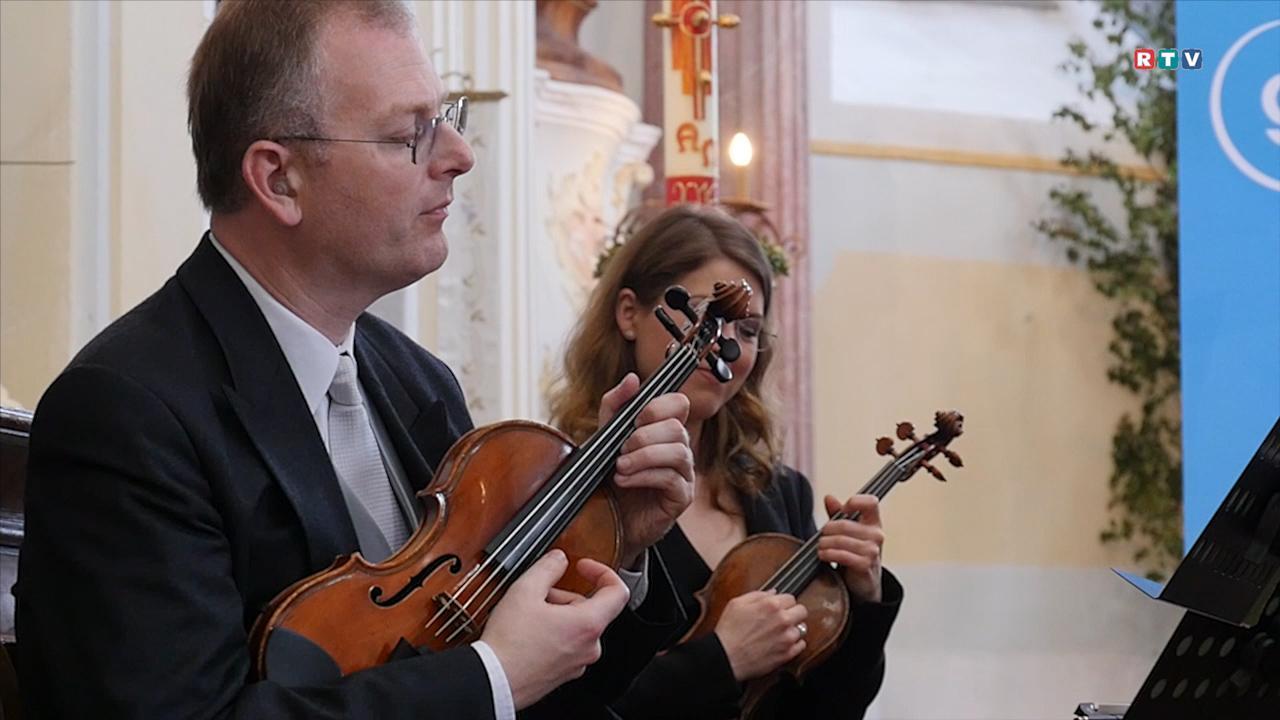 Trumpet & Strings Vienna in der Kaplaneikirche