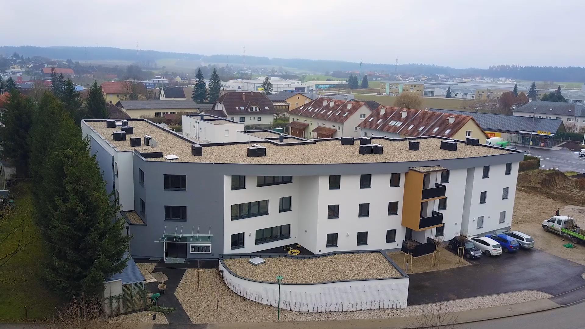 Procon Wohnbau Eroeffnungs- und Kennenlernpunsch