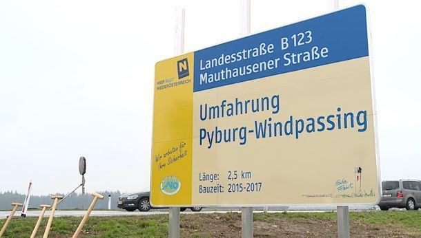 Spatenstich Ennsdorf