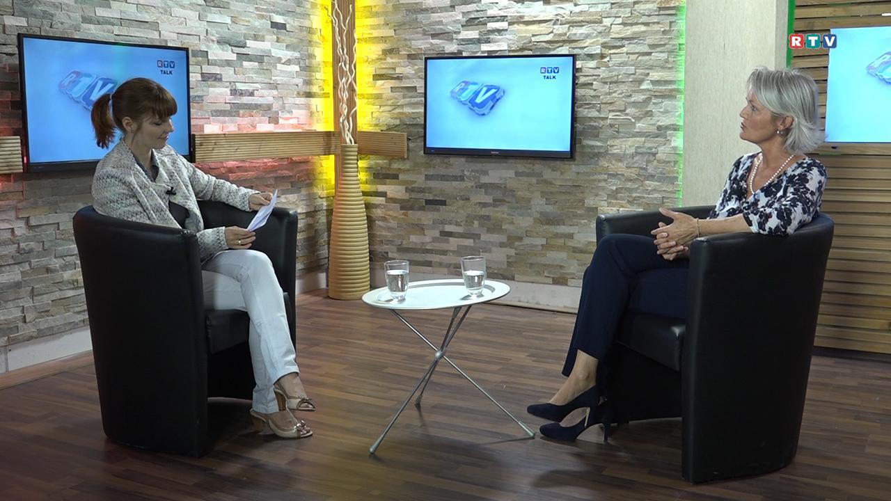 Talk mit Andrea Silber